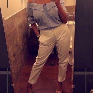 Pants - White trouser